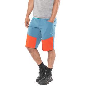 La Sportiva M's TX Shorts Lake/Cardinal Red